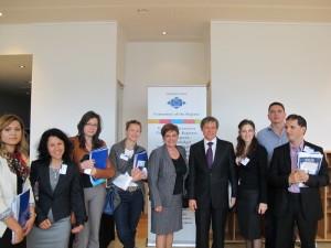 Întâlnire de lucru - Bruxelles, mai 2012 - Dacian Ciolos